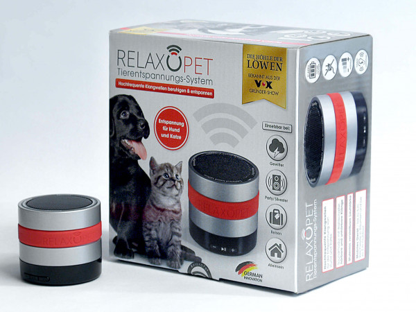 RelaxoPet-relaxodog-smart-pet-relaxing-system-verpackung-RP-10105
