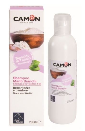 Camon-shampoo-weißes-fell-CO-G801