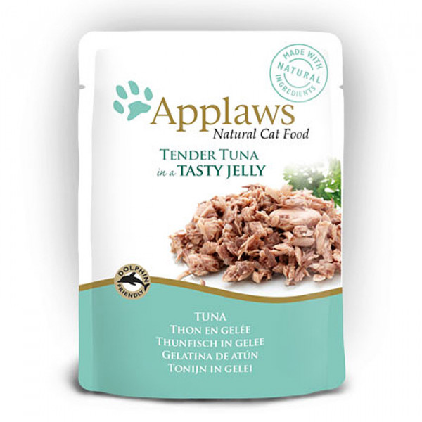 Applaws Pouch Jelly Adult Thunfisch