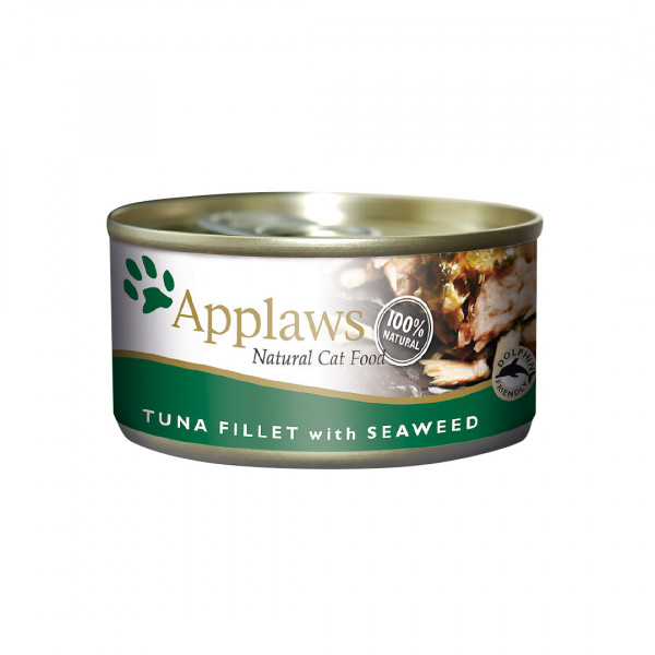 Applaws Adult Thunfischfilet mit Meeresalge