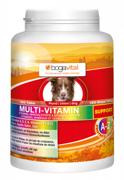 bogavital MULTI VITAMIN SUPPORT