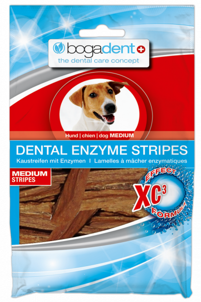 bogadent® Dental Enzyme Stripes 100 g