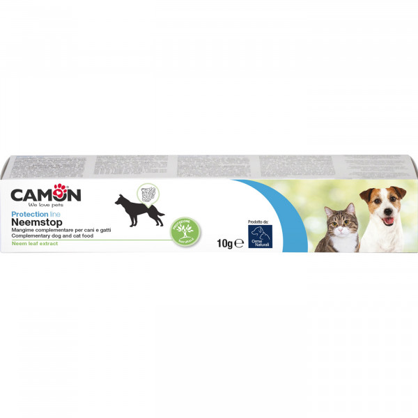 Camon-orme-naturali-protection-nemmstop-fuer-hund-katze-front-CO-G920