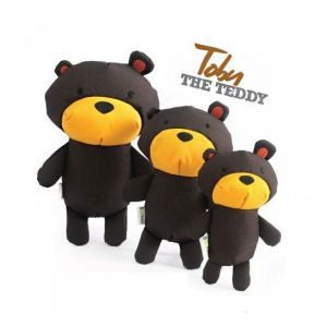 "Beco Plush Toy Teddy ""Toby"""