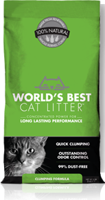 Katzenstreu Worlds Best Cat Litter Original