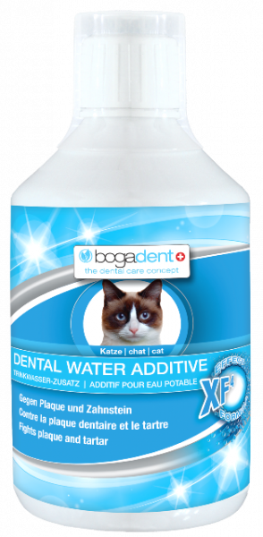bogadent Dental Water Additive Katze