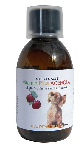 Officinalis Nahrungsergänzung  VITAMIN PLUS ACEROLA