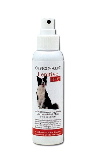 Officinalis Dermatitis Spray