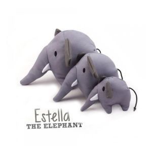 "Beco Plush Toy Elefant ""Estella"""