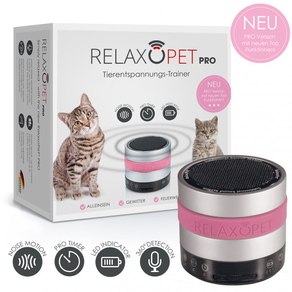 Pet Relaxing System Smart PRO Katze