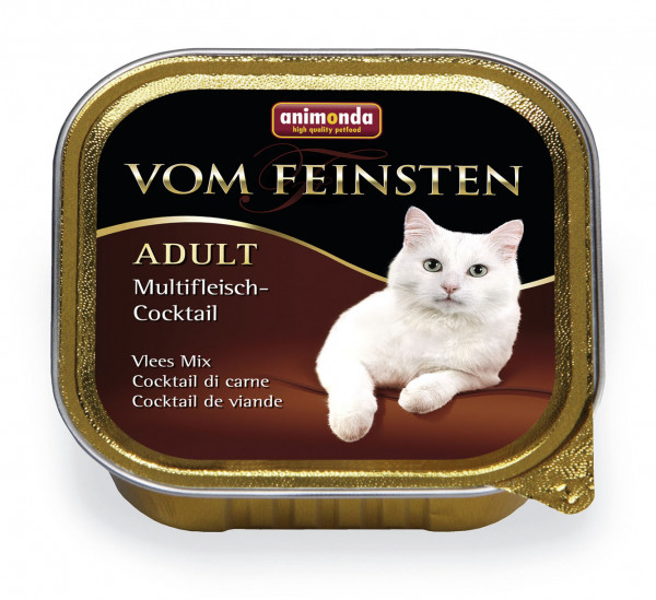 Animonda vom Feinsten Adult Multi-Fleischcocktail