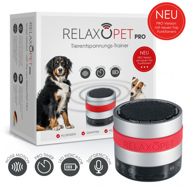 Pet Relaxing System Smart PRO Hund