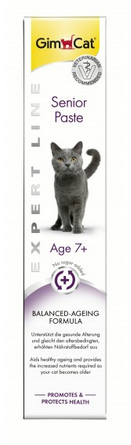 GimCat Urinary Senior Paste + 7