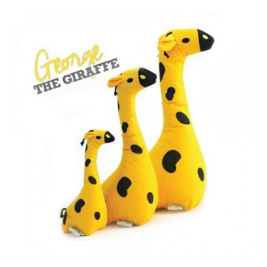 "Beco Plush Toy Giraffe ""George"""