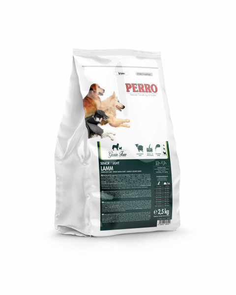 PERRO-grain-free-Senior-Light-Lamm-2-5-kg-189602