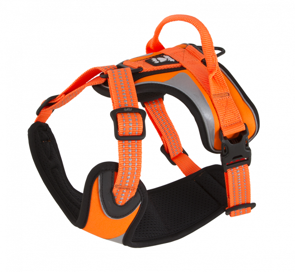 Hurtta-dazzle-harness-orange-HU-932458