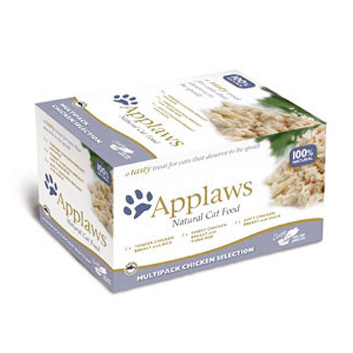 Applaws Pot Adult Multipack Huhn