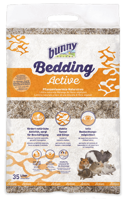 Einstreu bunnyBedding Active